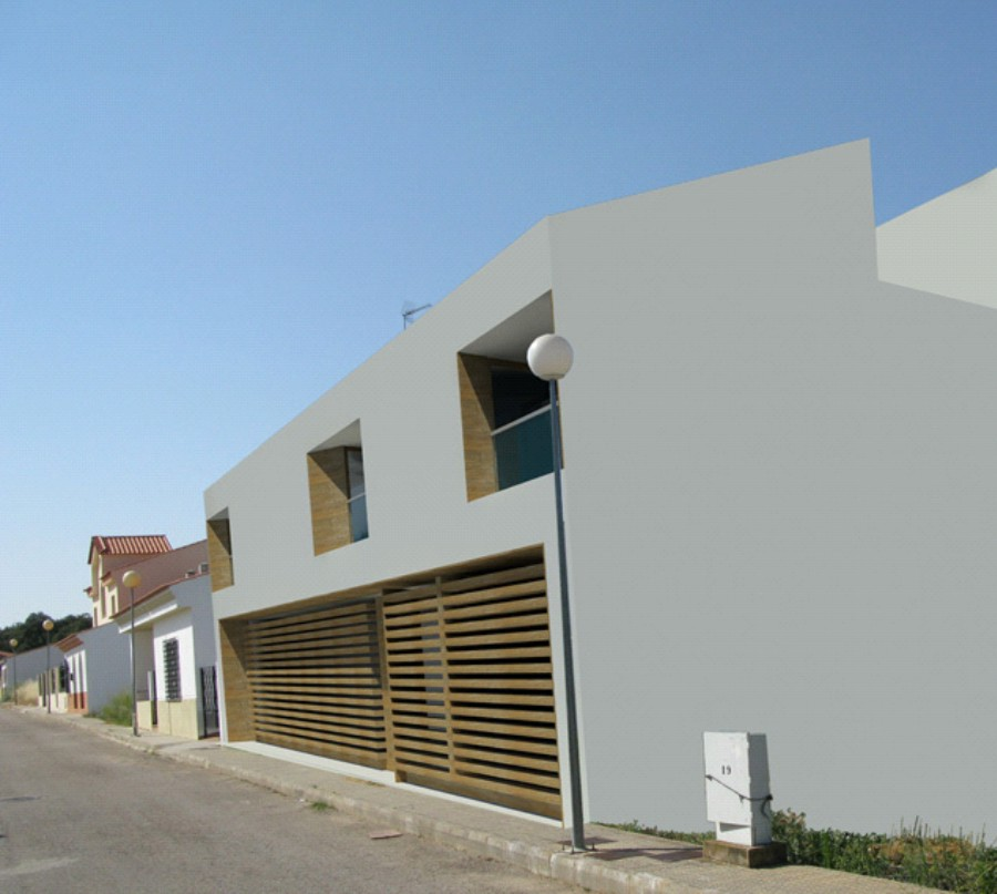 Concurso casa rural con spa en pallares estudio de for Casa rural mansion de la plata penacaballera