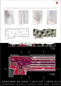 Concurso de Ideas Sala VIP Arco 2012